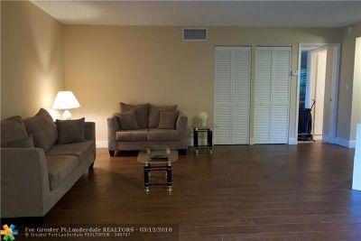 Plantation Condo/Townhouse Backup Contract-Call LA: 6755 W Broward Blvd #107