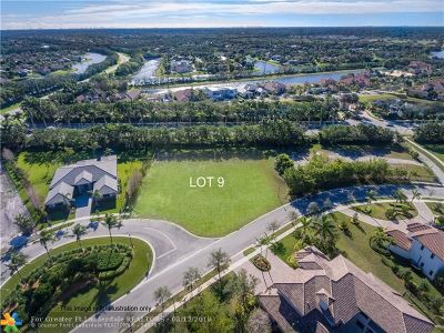 Weston Residential Lots & Land For Sale: 3280 Lake Ridge Ln