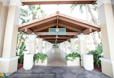 Doral Condo/Townhouse For Sale: 10770 NW 66th St #201