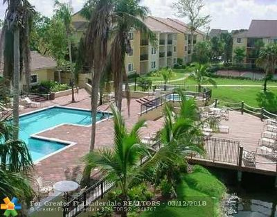 Coral Springs Condo/Townhouse For Sale: 9244 W Atlantic Blvd #1217