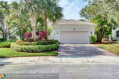 Weston Single Family Home Backup Contract-Call LA: 2577 Bay Pointe Dr