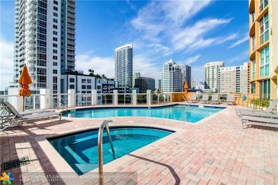 Fort Lauderdale Condo/Townhouse For Sale: 111 SE 8th Ave #602