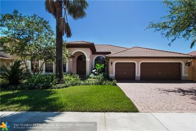 Miramar Single Family Home For Sale: 18620 SW 39th St