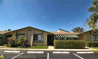 Weston Condo/Townhouse Backup Contract-Call LA: 454 Lakeview Dr #5
