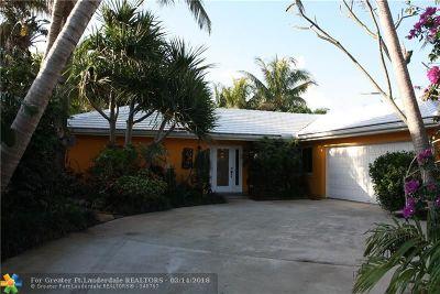 Boca Raton Single Family Home For Sale: 366 NE 3rd St
