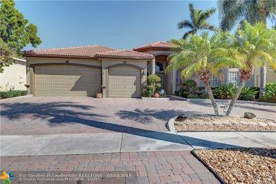 Boca Raton Single Family Home For Sale: 9671 Parkview Ave