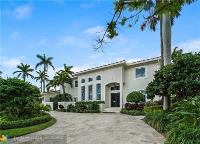 Single Family Home For Sale: 42 Isla Bahia Dr