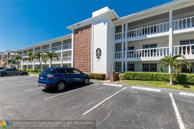 Fort Lauderdale Condo/Townhouse For Sale: 5203 NE 24 Ter #B312
