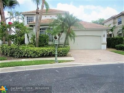 Broward County Single Family Home For Sale: 1471 Lacosta Dr