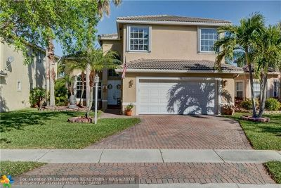 Coral Springs Single Family Home For Sale: 4758 NW 120th Way