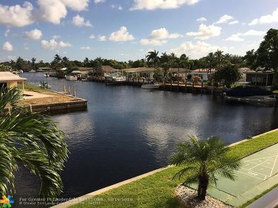 Pompano Beach FL Condo/Townhouse For Sale: $78,000