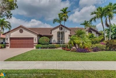 Davie Single Family Home Backup Contract-Call LA: 9461 Hollyhock Ct