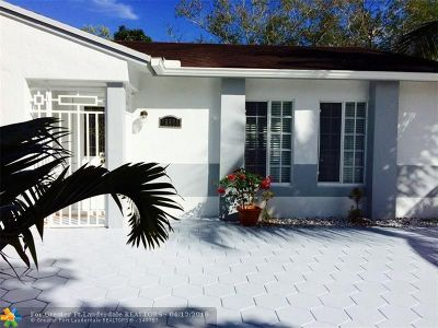 Miami Gardens Single Family Home For Sale: 18865 NW 63rd Court Cir
