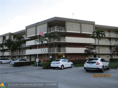 Lauderdale Lakes Condo/Townhouse For Sale: 3091 NW 46th Ave #106-C