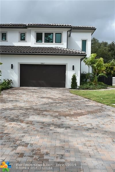 Fort Lauderdale Single Family Home For Sale: 5967 Brookfield Cir