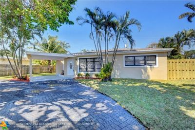 Boca Raton FL Single Family Home For Sale: $369,900