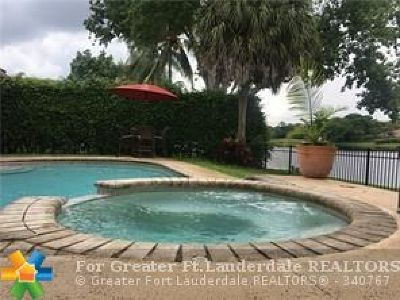 Coral Springs Single Family Home For Sale: 4206 NW 65th Ave