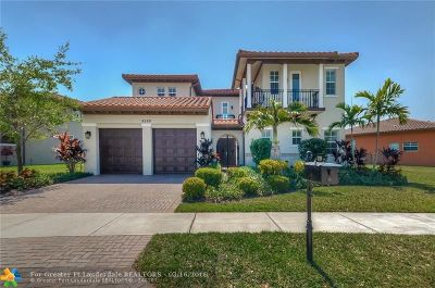 Parkland Single Family Home For Sale: 8289 NW 124th Ter
