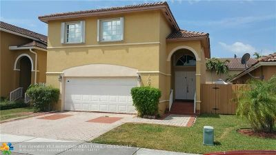 Hialeah Single Family Home For Sale: 19618 NW 79th Ave