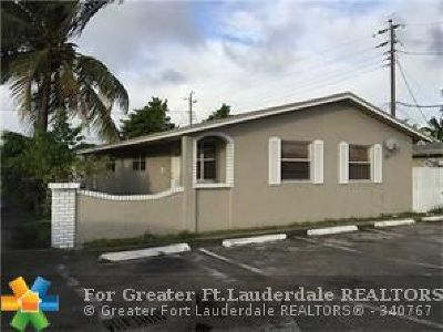 Fort Lauderdale Multi Family Home For Sale: 1213 NW 19 St