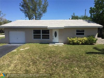 Coral Springs FL Single Family Home For Sale: $269,900