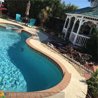 Deerfield Beach Single Family Home Backup Contract-Call LA: 819 SE 9th Ave