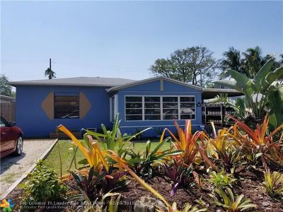 Fort Lauderdale Single Family Home For Sale: 312 SW 13th St
