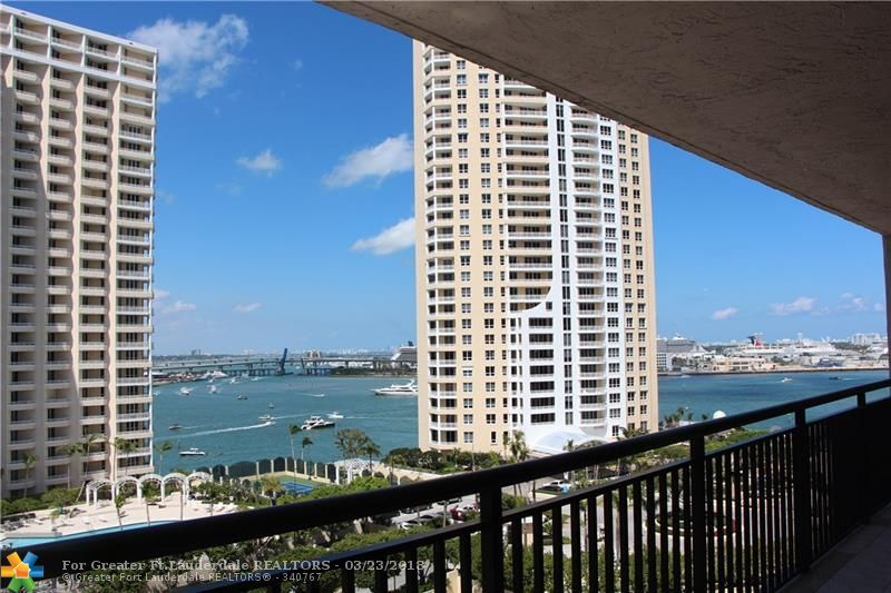 540 Brickell Key Dr #1413, Miami, FL.| MLS# F10113598 | Lawrence Ligonde |  Total Stop Real Estate