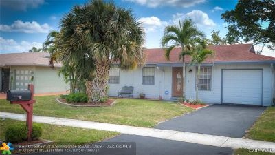 North Lauderdale Single Family Home Backup Contract-Call LA: 8170 SW 7th Ct