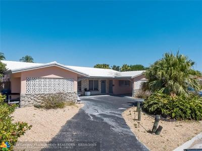 Fort Lauderdale Multi Family Home For Sale: 1115 Citrus Isle