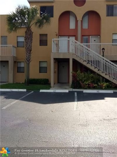 Fort Lauderdale Condo/Townhouse For Sale: 5200 NW 31st Ave #36