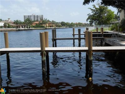 Lauderdale By The Sea Condo/Townhouse For Sale: 5555 N Ocean Blvd. #63
