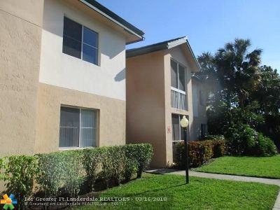 Coral Springs FL Condo/Townhouse For Sale: $159,900