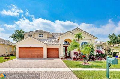 Boynton Beach Single Family Home For Sale: 7266 Brunswick Cir