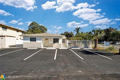 Wilton Manors Single Family Home Backup Contract-Call LA: 1425 NE 26th Dr