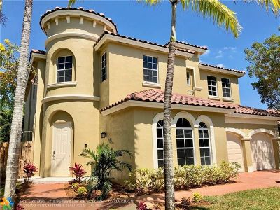 Miramar Single Family Home For Sale: 14121 SW 54th St