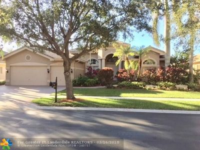 Boca Raton FL Single Family Home For Sale: $664,900