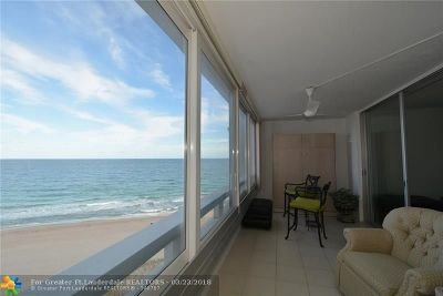Rental For Rent: 3600 Galt Ocean Dr #6E