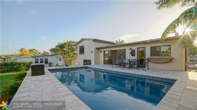 Wilton Manors Single Family Home For Sale: 2408 NE 17th Ter