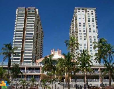 Pompano Beach Condo/Townhouse For Sale: 101 Briny Ave #503