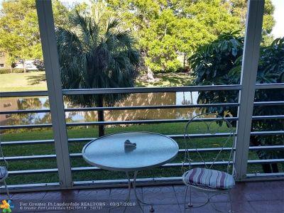 Coconut Creek Rental For Rent: 4302 Martinique Cir #J2