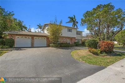 Pompano Beach FL Single Family Home For Sale: $399,000