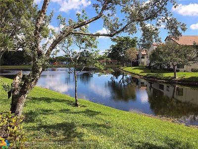 Coconut Creek Condo/Townhouse For Sale: 2696 Carambola Cir #1780