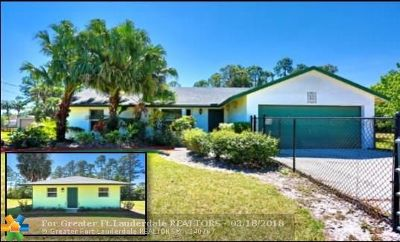 West Palm Beach Single Family Home For Sale: 15248 96th Ln