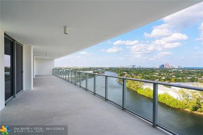 Fort Lauderdale Condo/Townhouse For Sale: 1180 N Federal Hwy. #1202