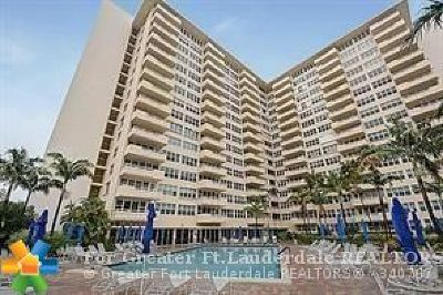 Fort Lauderdale Condo/Townhouse Backup Contract-Call LA: 3300 NE 36th St #615