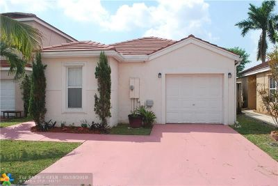 Margate Single Family Home For Sale