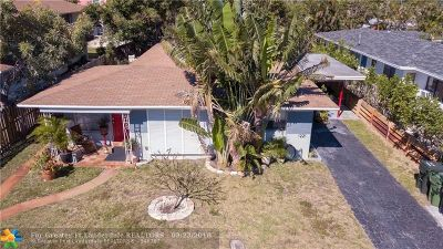 Fort Lauderdale Multi Family Home For Sale: 1219-1221 NE 18th Ave