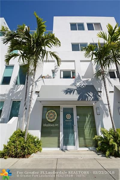 Fort Lauderdale Condo/Townhouse For Sale: 706 NE 3rd Ave #706