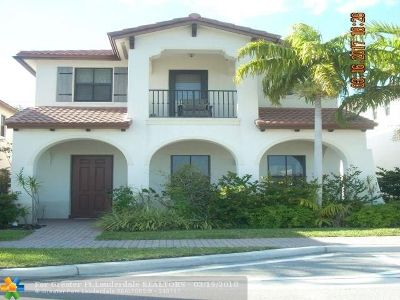 Cooper City Single Family Home Backup Contract-Call LA: 3730 NW 84th Way